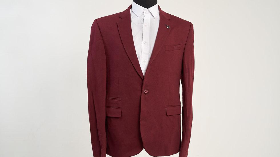 Blazer Rouge-Bordeaux Homme un bouton Abidjan