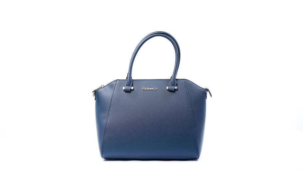 Sac à main bleu Flora & CO pour femme en simili cuir Abidjan