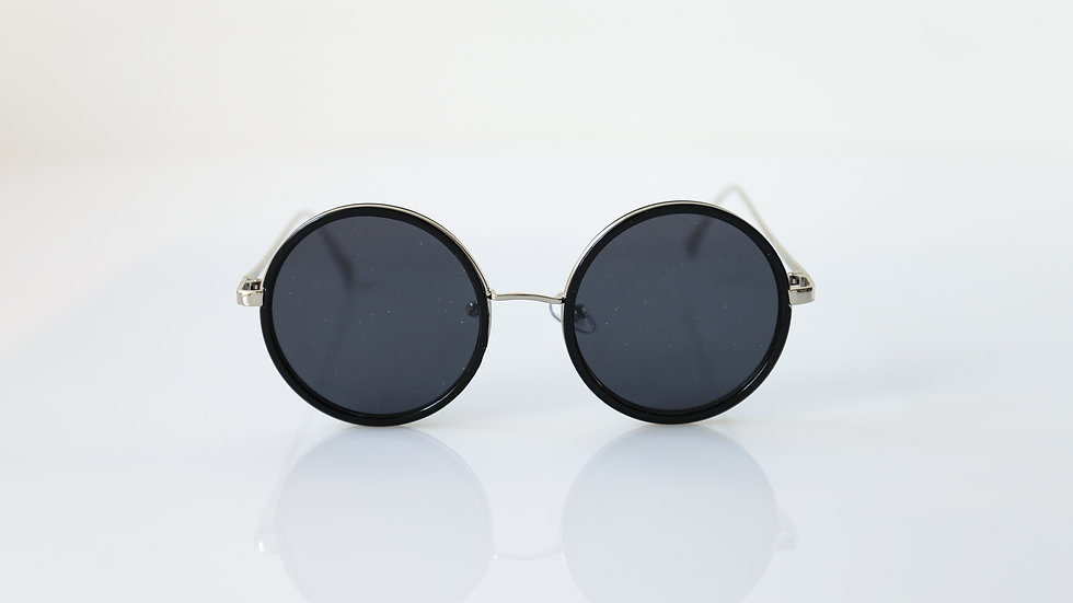 Lunettes New York Ronde