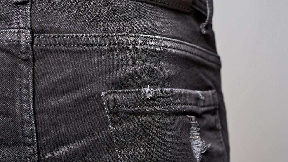 Jeans noir stretch pour homme Abidjan