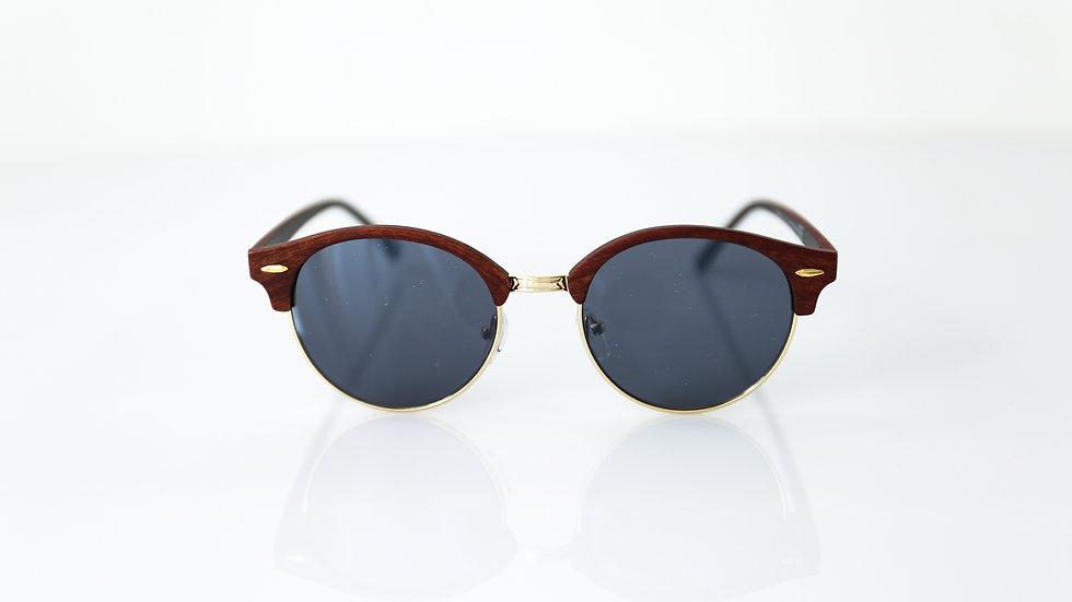 lunettes de soleil clubmaster mixte noire Abidjan