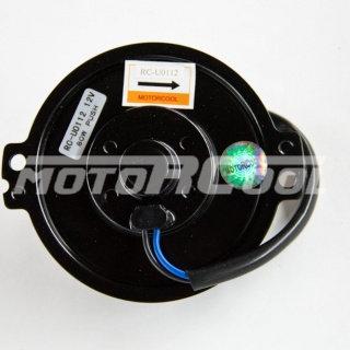 Электромотор осевой 12V, PUSH, 80W (RC-U0112)
