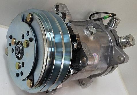 Компрессор 5H14, 24v,A2, выходы вертикальные (RC-U0808)