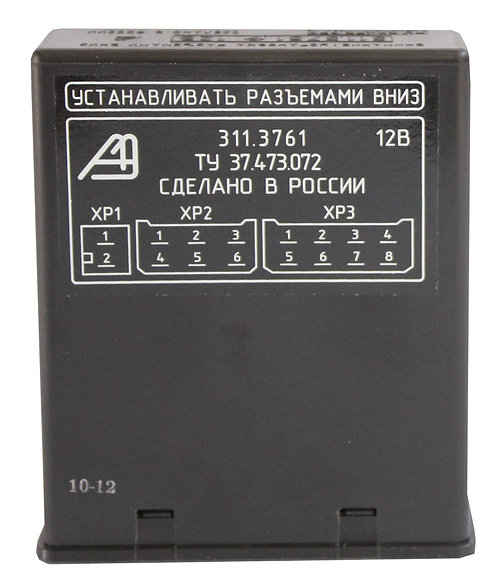 Блок управления Прамотроник 15.8106
