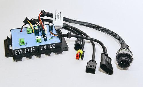 Блок управления 24 в МАЗ М-5 (индикатор пламени термопара) сб.2071
