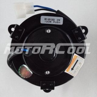 Электромотор осевой 120W, 24V, PUSH (RC-U01303)