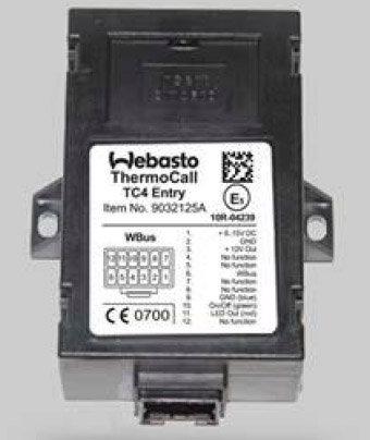 GSM модуль Webasto Thermo Call 4 Entry