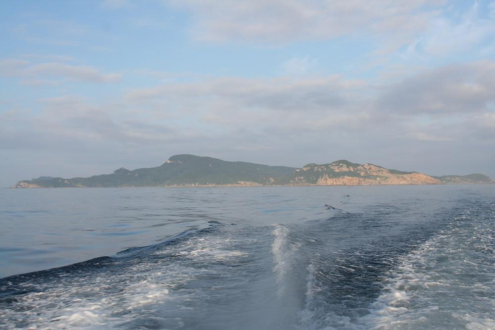 崎戸町平島(頭ケ島の横の島です)