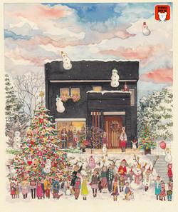 K邸(CHRISTMAS)