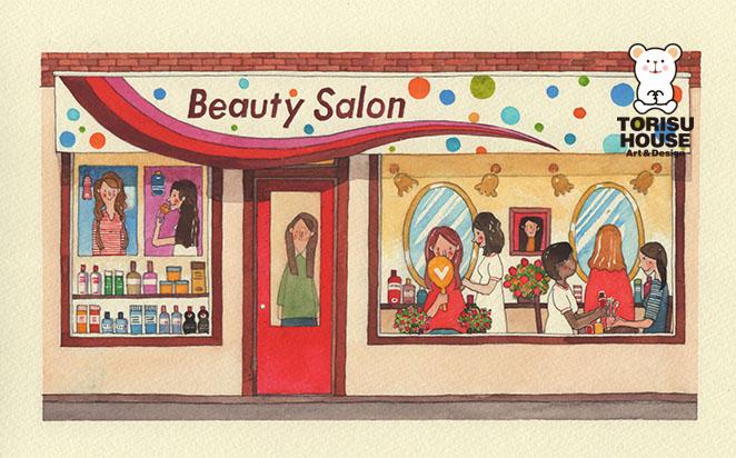 beautysalon