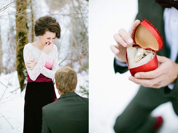 Proposal Stories...