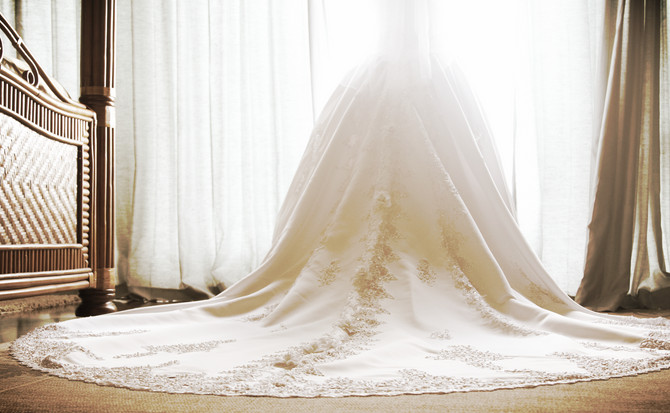 The Worst Things You Can Say To a Bride and Groom