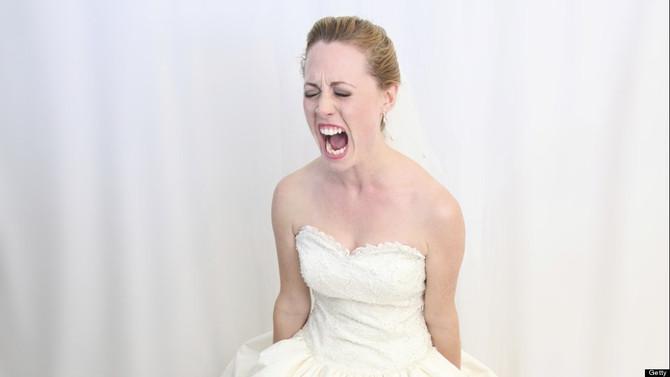 Dear Bridezilla...
