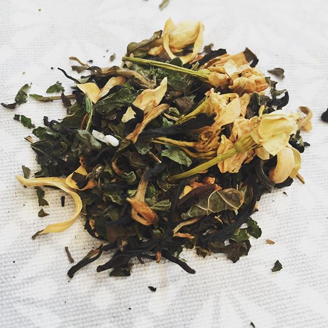 Grand Earl Grey is our crowning achievement in 12 years of blending! This is the first in our Earl G