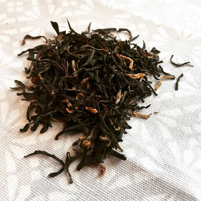Our Mokalbari #assam is both refreshing and strong with beautiful floral notes
