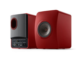 LS50 Wireless II_Crimson Red Special Edi