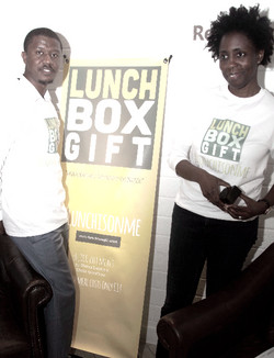 Euphorium Bakery #Lunchisonme Launch