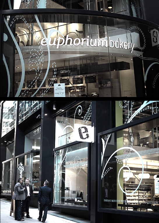 Euphorium Bakery #Lunchisonme Launch
