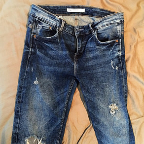Why I finally got rid of my favorite jeans