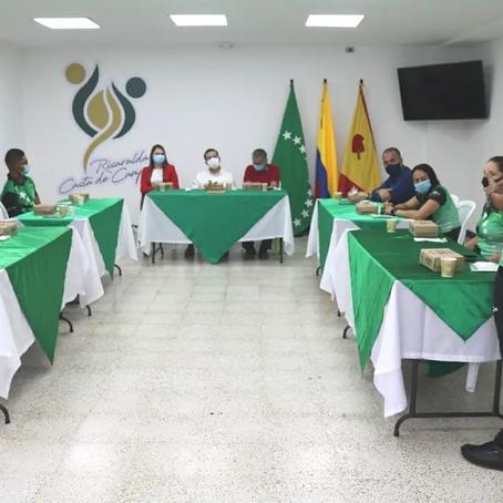 DIPUTADOS Y DEPORTISTAS SE REUNIERON PARA HABLAR DEL DEPORTE EN RISARALDA