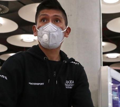 Director del Arkéa confía en la inocencia de Nairo Quintana