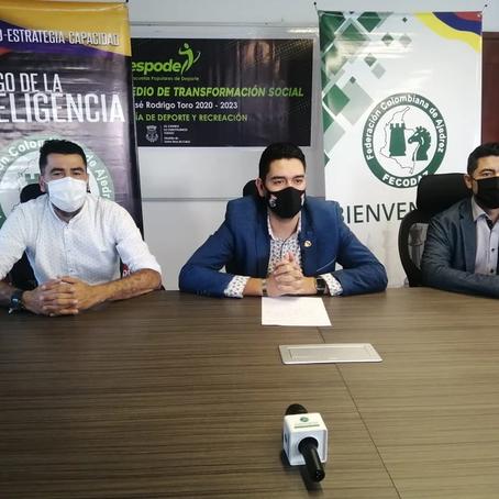 Los Mejores Ajedrecistas del país se darán cita en Santa Rosa de Cabal
