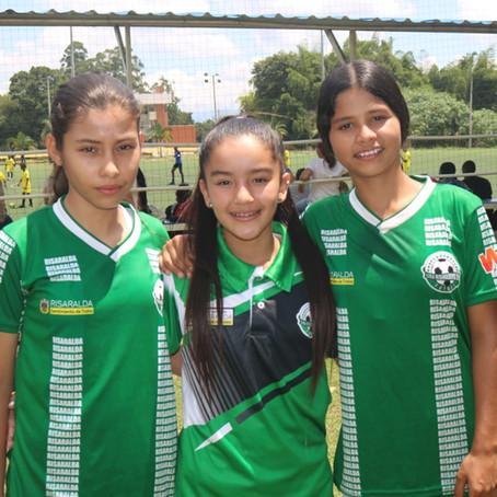 Selección Risaralda Femenina de fútbol viaja a Bogotá por su primer título nacional