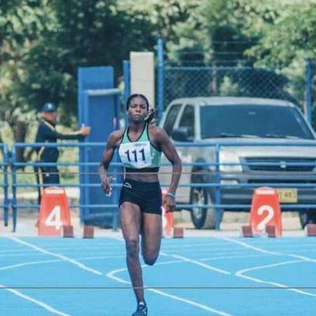 Angie Melissa Palacios correrá este fin de semana por un cupo a Juegos Olímpicos