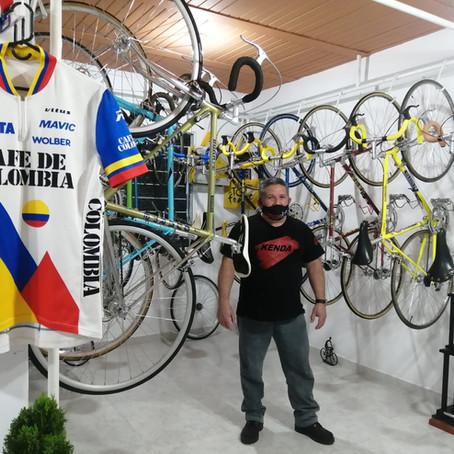 El primer Museo de la Bicicleta que tendrá Colombia, abrirá sus puertas en Santa Rosa de Cabal