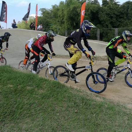 Éxito en válidas del Campeonato Nacional de BMX
