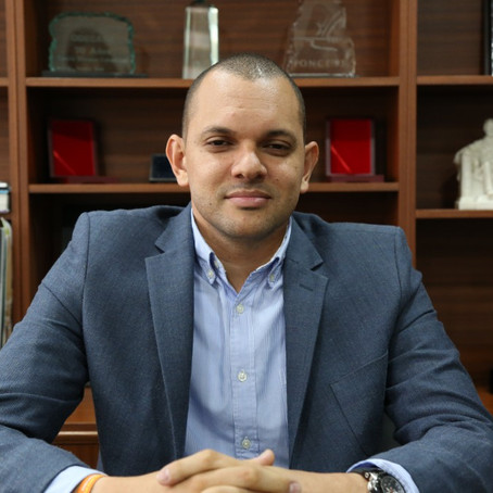 Luis Guillermo Rubio asumió como nuevo director de los XVIII Juegos Bolivarianos Santa Marta 2017