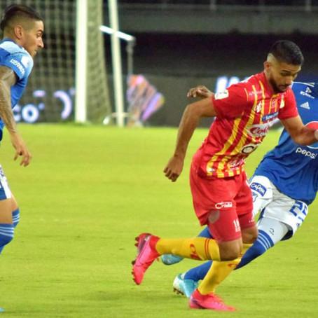 Los árbitros de la final de la Liguilla entre Millonarios y Pereira