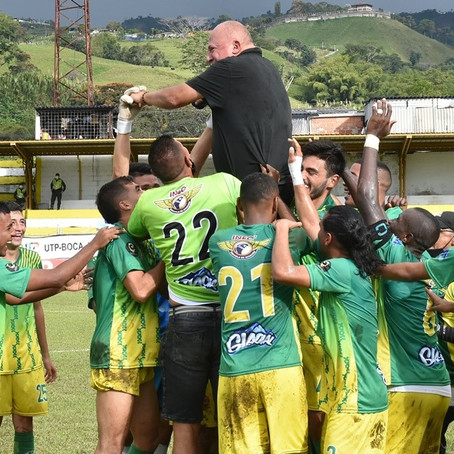 Dosquebradas ganó la Copa Ciudad Pereira por primera vez