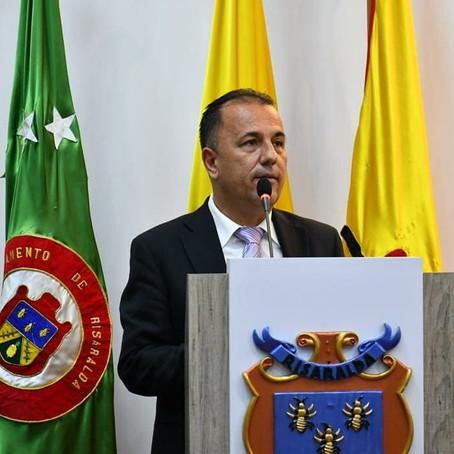 Diputados de Risarda respaldaron la labor de la Secretaría de Deporte, Recreación y Cultura