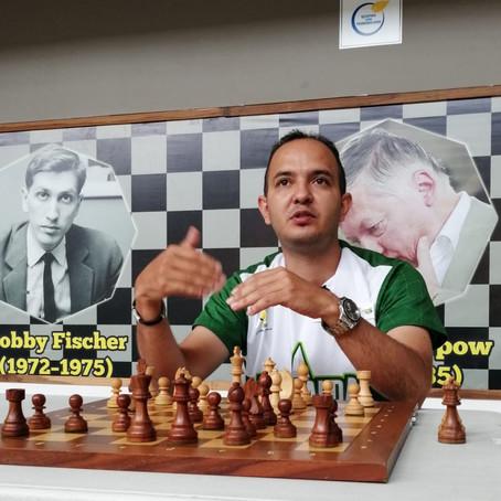 El Gran Maestro Sergio Barrientos buscará conquistar  en Rusia el título mundial de ajedrez