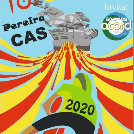 TODO LISTO PARA EL TOUR PEREIRA 2020