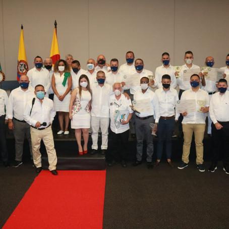 Acord Risaralda celebró sus 50 años con una emotiva ceremonia