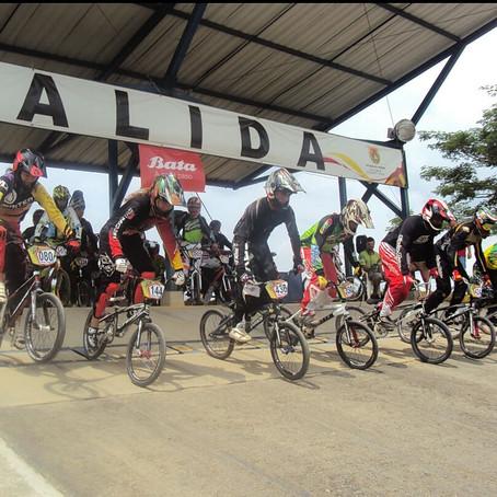 I Válida de la Copa Occidente Colombiano de BMX CBO 2017