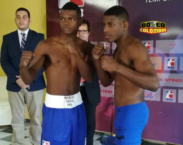 Foto cortesía de Boxeo de Colombia