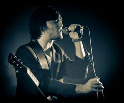 Paul live at Rockness