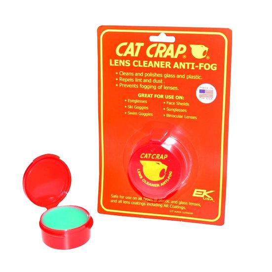 Cat Crap Anti-Fog