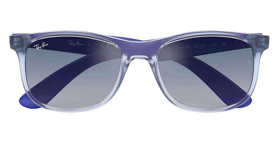 Ray-Ban Junior 9062S Light Blue