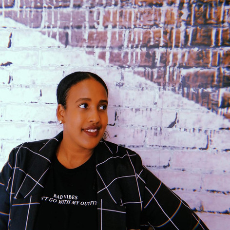 Writer and Podcaster, Nasli