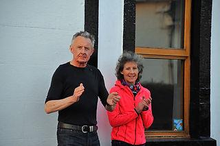 Jim and Lindsay Buck take part.jpg