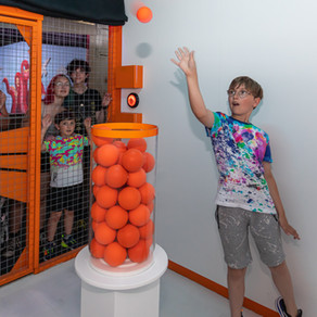 Crystal Maze style challenge to keep everyone entertained opens in West Cumbria