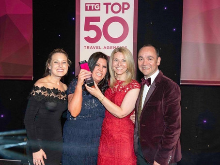 Cumbrian Travel Agency Celebrate After Being Shortlisted For Industry Awards And Award Win