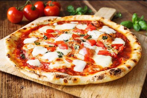 Margherita Pizza - 10'