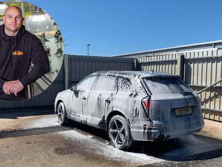 You Can Now Get Your Car Washed Whilst You Workout