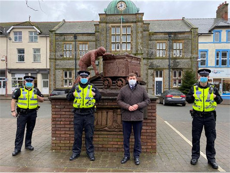 £6m funding boost for Cumbria Police