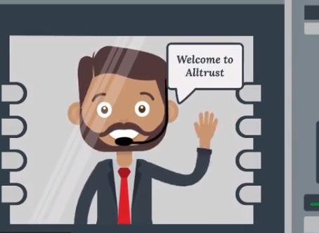 All Trust CU Showcases Interactive Teller